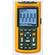 Измерительный прибор Fluke 124/3S 40 MHz Industrial ScopeMeter + SCC120 kit фото