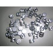 Пломбы свинцовые (10 мм) упаковка 1 кг фото
