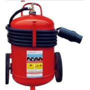 Зарядка огнетушителей ОВП-100 фото