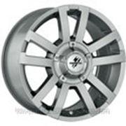 FONDMETAL 7700 Silver (R16 W7 PCD6x139.7 ET40 DIA67.1) фото