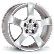 Fondmetal 7200 Metallic Silver (R15 W6.5 PCD5x112 ET48 DIA57.1) фото