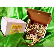 Дюбели WAVE 6х35 mm гриб с ударным шурупом в картонной коробке - ISO 9001 фото