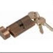 Цилиндр в двери ONYX 2400J-60 AC, артикул 705-11-AC фото