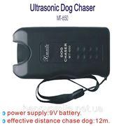 Ультразвуковой отпугиватель Ultrasonic Dog Chaser MT-650E – надежная защита от нападения бродячих животных! фото