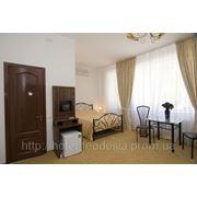 Двухместный номер с удобствами. Гостиницы Феодосии. Раннее бронирование 2013 года (№6) фото