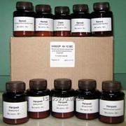 Набор №12ВС (Неорганические вещества для демонстрационных опытов) фото