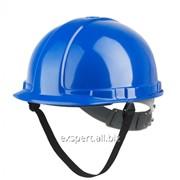 Каска Бленхейм для высотных работ синяя фото