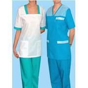 Медицинская одежда. фото