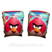 Надувные нарукавники Angry Birds 23х15см кор. (96100EU) фото
