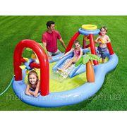 Детский надувной игровой центр Intex 57449