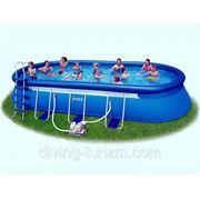 Бассейн Intex 57982 Oval Frame Pool фото
