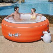 LAY-Z-SPA аэромассажный надувные мини бассейн СПА (код 54101) фото