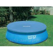 Тент для бассейна Intex 58939 (диаметр 244см) фото