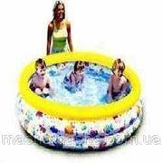 Детский надувной бассейн Intex 56440 (168х41см) фотография