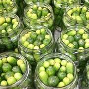 Консервы овощные