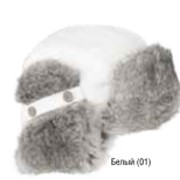 Кроличья шапка женская фото