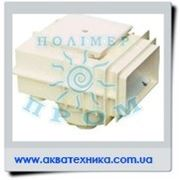 Скиммер MTS V20 (200x150 мм) под бетон фото