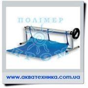 Ролета навивочная передвежная с Т-образными стойками фото
