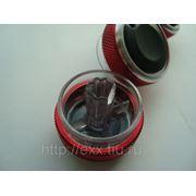 Форд Фокус: ручки кондиционера тип №2, красные