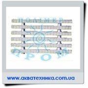 Переливные решетки с двойным соединением фото