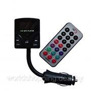 FM модулятор - M-237 на гибкой ноге (USB/SD/microSD/память трека/чтение из папок). фото