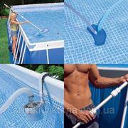 Комплект для чистки бассейна Intex фото