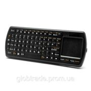 Мини Bluetooth Клавиатурой QWERTY - 71 Ключи, Сенсорной панели, СВЕТОДИОДНЫЙ Фонарик фото