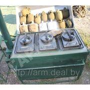 Кухня полевая переносная КП-30 фото