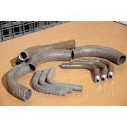 Отвод стальной гнутый (с резьбой) ду 15 оцинкованный 110х110мм