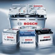 Аккумуляторы Bosch фото