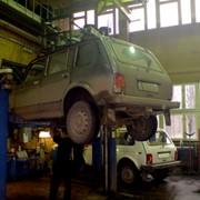 Ремонт отечественных автомобилей