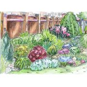 Ландшафтный дизайн и проектирование сада фото