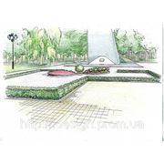 Садово парковый дизайн фото