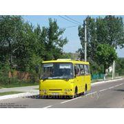 Автобус РАДИМИЧ А09202 фото