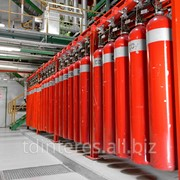 Оборудование газового пожаротушения фото