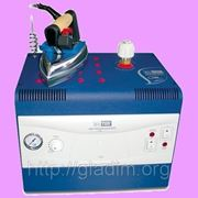 Промышленный парогенератор с утюгом SILTER 2075 фото