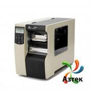 Принтер этикеток Zebra 110Xi4 термотрансферный 300 dpi, LCD, Ethernet, USB, RS-232, LPT, отрезчик, кабель, 113-80E-00103 фото