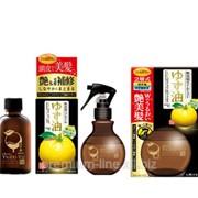 Восстанавливающее японское масло для волос и скальпа - Utena Hair Oil Mist фото