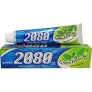 KERASYS Зубная паста с витамином Е и экстрактом зеленого чая Dental Clinic 2080 Green Fresh фото