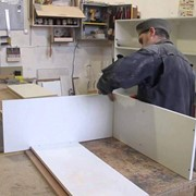 Монтаж корпусной мебели (на заказ) фото
