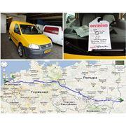 Доставка авто из любой точки Европы под заказ фото