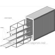 Холодильная камера для морга КХХТC-12 С фото