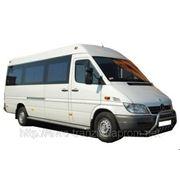 Микроавтобусы в аренду 5-21 мест с водителем в Киеве