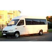 Заказ и аренда микроавтобусов, автобусов, автомобилей различного класса на свадьбы и мероприятия