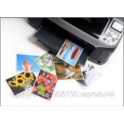 Печать фотографий (струная печать)