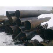 Труба стальная б/у Д 325х6,0-9,0мм фото