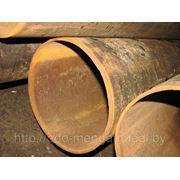 Труба стальная б/у Д 377х7,0-9,0мм фото