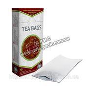 Фильтр-пакеты для чая и натурального кофе фото