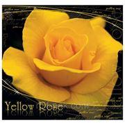 """Пакет с пластиковой ручкой """"Желтая роза"""" фото"""