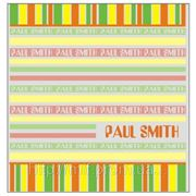 """Пакет с пластиковой ручкой """"Паул Смит (средний)"""" фото"""